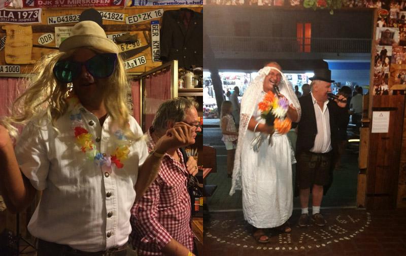 festa alla terrazza bavarese jesolo addii al celibato e nubilato