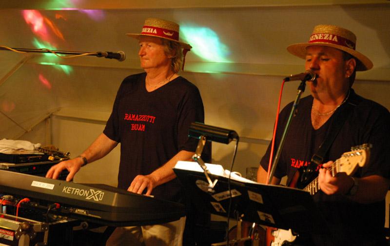 festa alla terrazza bavarese jesolo duo live