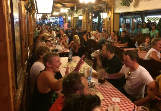 festa alla terrazza bavarese jesolo festa della birra