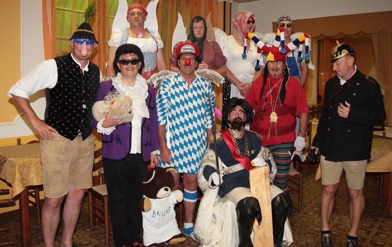festa alla terrazza bavarese jesolo festa in maschera