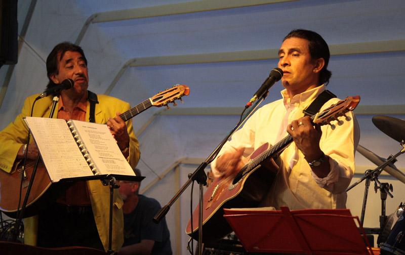 festa alla terrazza bavarese jesolo musica latino americana