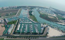Il porto turistico di Jesolo Lido, nel cuore della laguna Veneziana